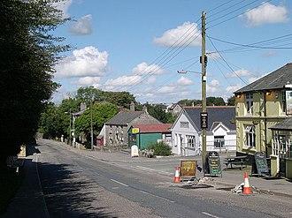 Roche, Cornwall - Roche in 2005