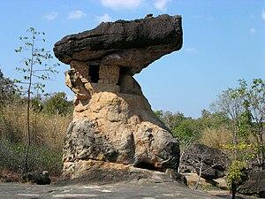 Phu Phra Bat Historical Park - Hor Nang Usa