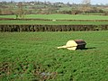 Roller in field - geograph.org.uk - 317556.jpg