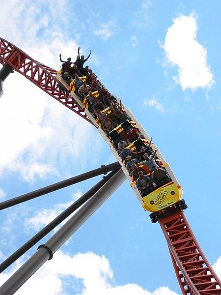 ride: a Roller Coaster