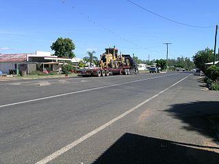 Rolleston, Queensland Town in Queensland, Australia