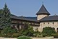 Romania Sucevița Monastery Yard.jpg