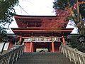 Romon gate of Sumiyoshi Shrine.jpg
