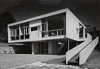 Rose Seidler House i Sydney (1948–1950) av Harry Seidler