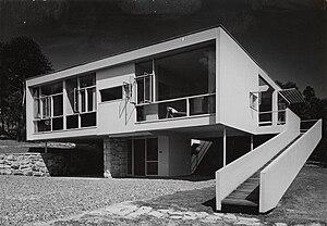 Harry Seidler - Rose Seidler House, Wahroonga, Sydney, 1948–50