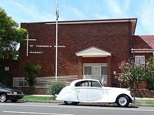 Rosebery, New South Wales - Image: Rosebery 3
