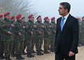 Rosen Plevneliev with Bulgarian Land Force soldiers.jpg
