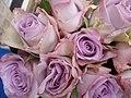 Roses mauves marché London P1020247.jpg