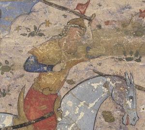 Rostam Farrokhzād - Rostam Farrokhzad in the Shahnameh