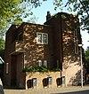 foto van Scholengemeenschap Van Oldenbarnevelt: tuinmanswoning