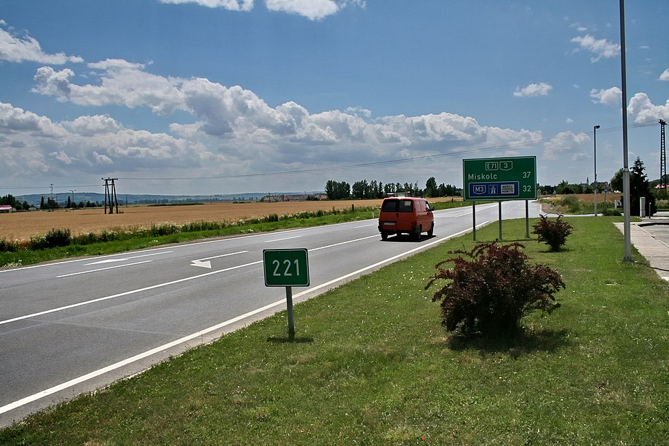 Route 3 Hungary Encs