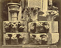 Royal Architectural Museum. Plaster Casts (Capitals) from Salisbury Cathedral and Chertsey Abbey (3610722991).jpg