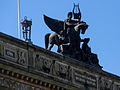 Royal Danish Theatre - roof-top statue.jpg