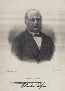 Rasmus Tønder Nissen Norwegian politician
