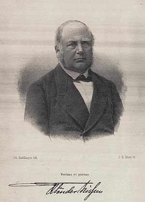 Rasmus Tønder Nissen - Rasmus Tønder Nissen (1822-1882)