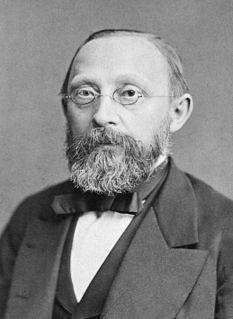 Rudolf Virchow German doctor, anthropologist, public health activist, pathologist, prehistorian, biologist and politician