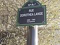Rue Dorothea Lange Paris.jpg
