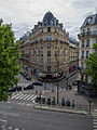 Rue Traversière and Rue Michel Chasles, Paris 3 August 2014.jpg