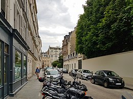 Image illustrative de l'article Rue de Chanaleilles