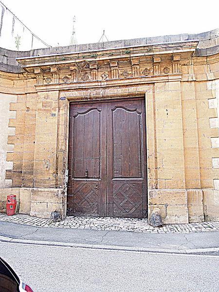 Maison, 42 rue Saint-Marcel (Inscrit, 1930)