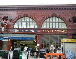 Russell Squaren metroasema