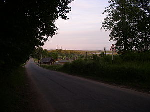 Nevelsky District, Pskov Oblast - The village of Turichino