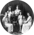 Russian Royal Family - Nicholas II of Russia - Project Gutenberg eText 15478.png