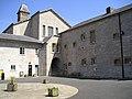 Ruthin Gaol Courtyard - geograph.org.uk - 1213488.jpg
