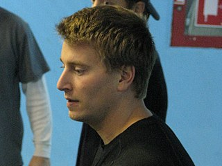 Ryan Kinasewich Canadian ice hockey player