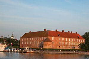 Sønderborg - Sønderborg Castle