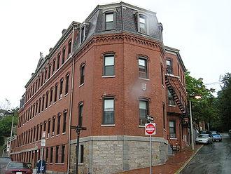 Louis Prang - Louis Prang Factory, Roxbury, Boston, Massachusetts