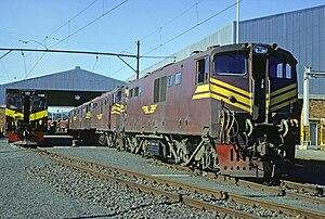 1982 in South Africa - Class 6E1, Series 10