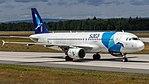SATA International Airbus A320-214 (CS-TKP) at Frankfurt Airport.jpg
