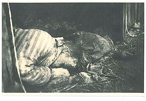 Gardelegen massacre - Dead prisoners