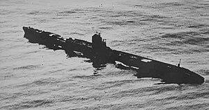 SM U-117 - U-117 as a target ship