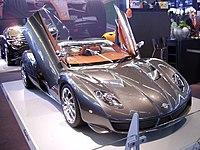 Spyker C12 Zagato thumbnail