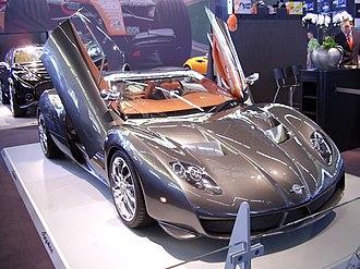 Spyker Cars - Spyker C12 Zagato.