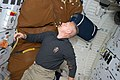 STS-135 Hurley on the middeck 3.jpg
