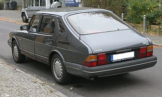 Combi coupé - Saab 900