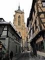 Saint-Martin from rue des Marchands.jpg