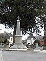 Saint-Mayeux (22) Monument aux morts.JPG