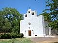 Saint Francis de Paula Church Tularosa New Mexico.JPG