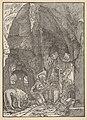 Saint Jerome in Penitence, in a Cave MET DP833043.jpg