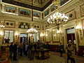 Salón de Conferencias Palacio de las Cortes, Congreso de los Diputados, Madrid, España, 2015 (c).JPG