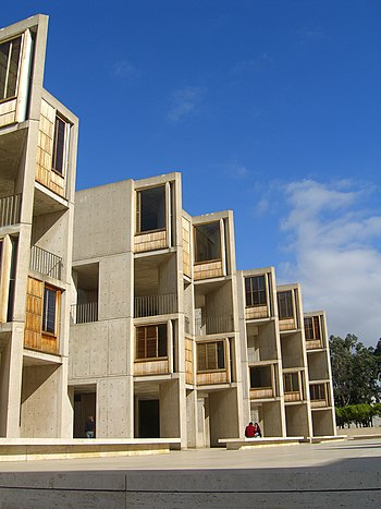 Salk Institute for Biological Studies, La Joll...