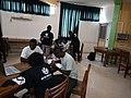 Salon stratégique Wikimedia 2030 au CNFC-cotonou26.jpg