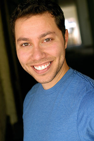 Sam Riegel - Image: Sam Riegel