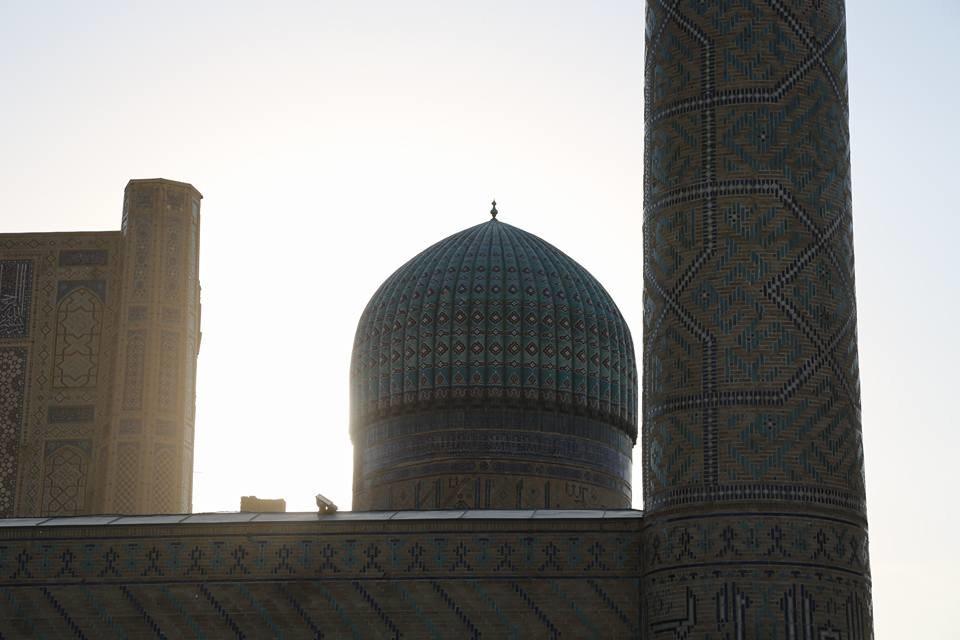 Samarkand city sights2