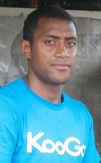 Samisoni Viriviri Rugby player
