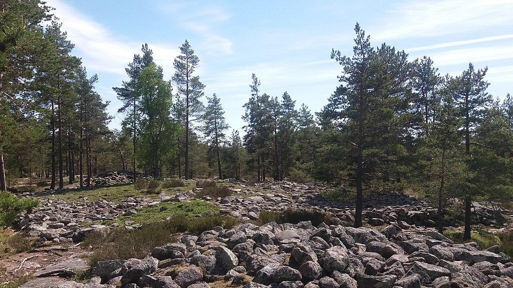 Sammallahdenmäki finland